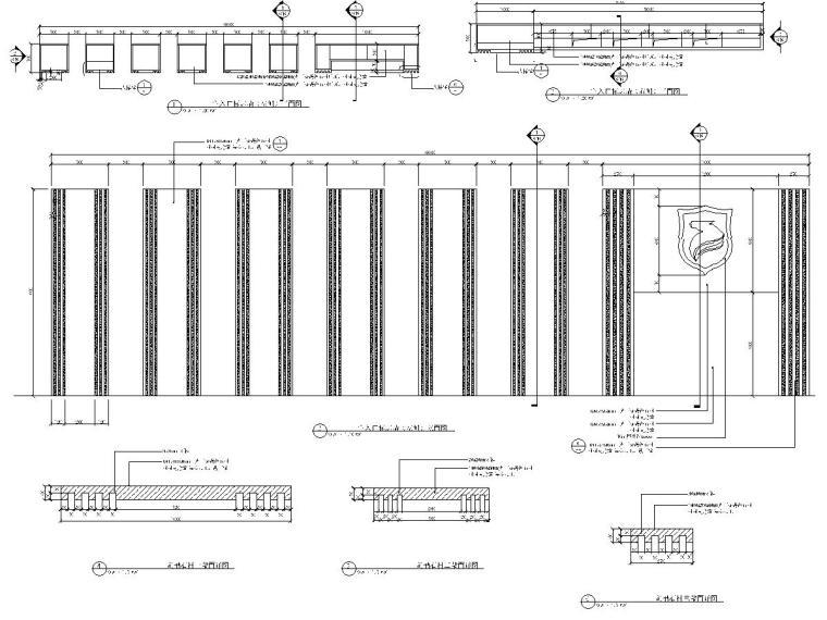 CD948-950 入口标志墙详图-布局1