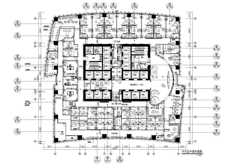 [上海]KANLE医疗健康体检中心项目施工图