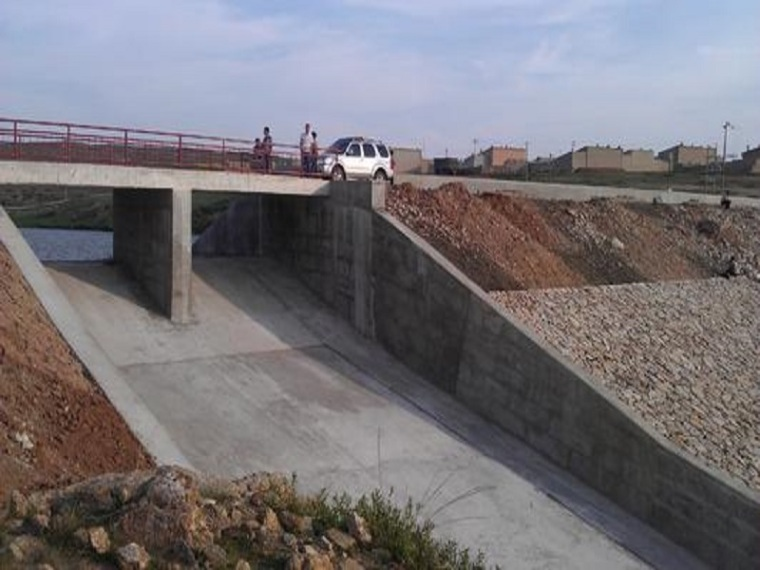 悬臂式混凝土挡土墙施工方案