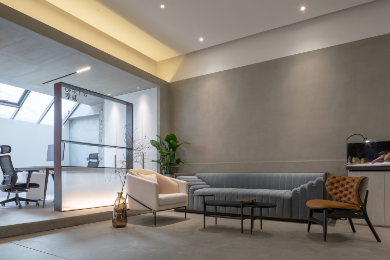 南京栖刻建筑设计事务所办公空间-栖刻i-摄影EMMA