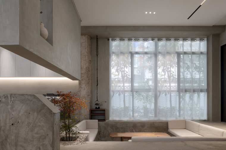 南京栖刻建筑设计事务所办公空间-栖刻o-摄影EMMA
