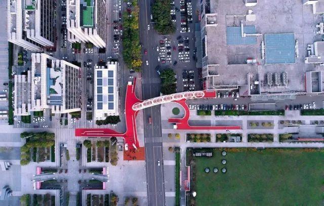 廊桥与景观新延伸,激发城市新活力
