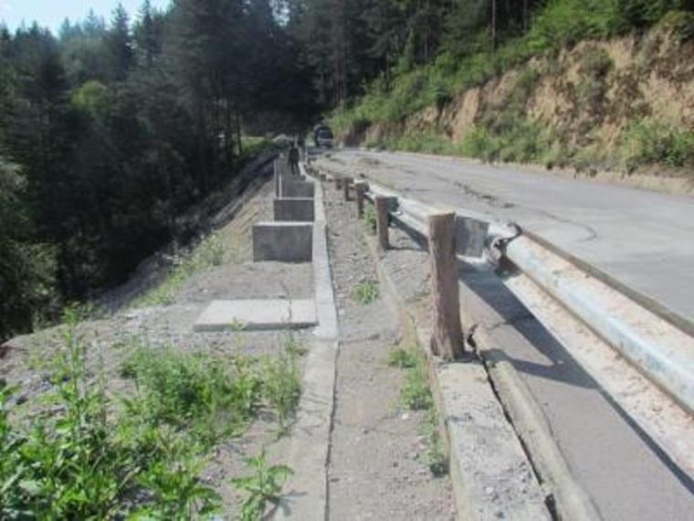 高边坡防护抗滑桩专项施工方案