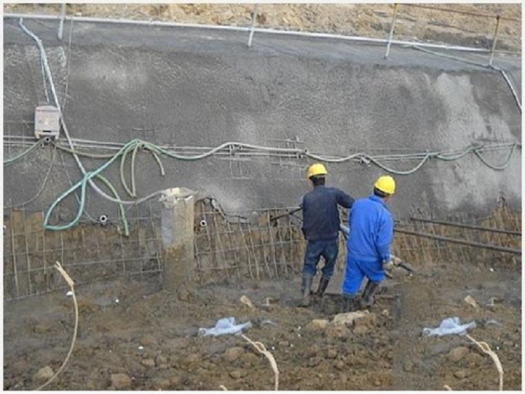 板肋式锚杆挡墙施工方案