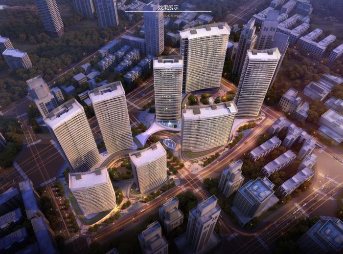 二层豪宅设计资料下载-上海静安居住地块豪宅建筑方案设计文本