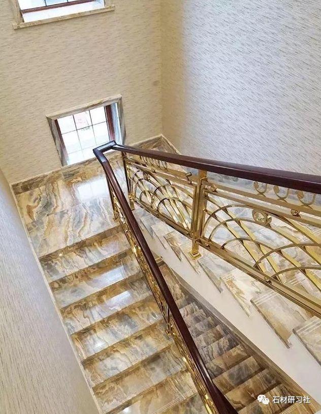 十分难得的大理石楼梯踏步攻略,抓紧收藏!