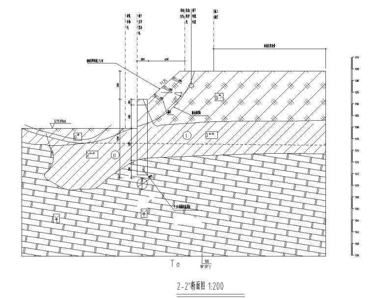 公共智慧停车场北门边坡施工图 (3)
