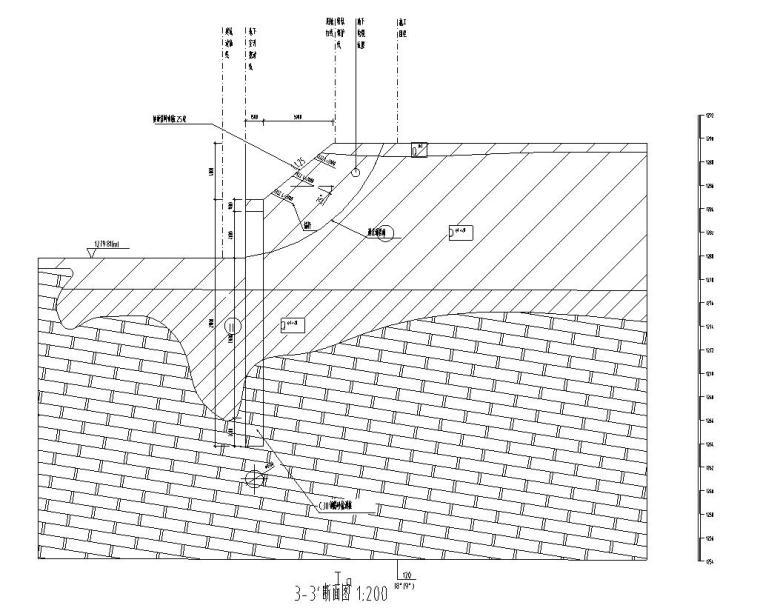 公共智慧停车场北门边坡施工图 (4)