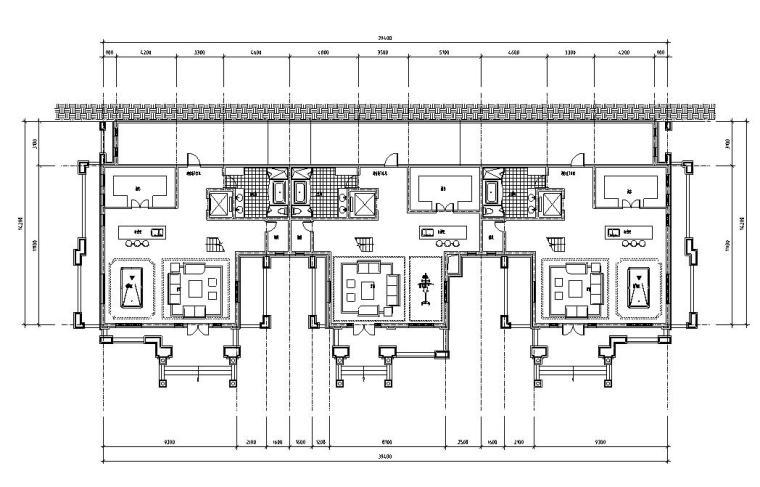 别墅标准化户型设计图