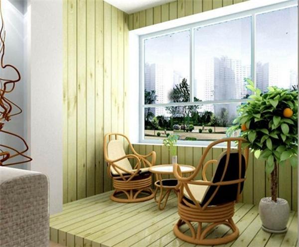 小户型阳台怎么装修设计简单好看?