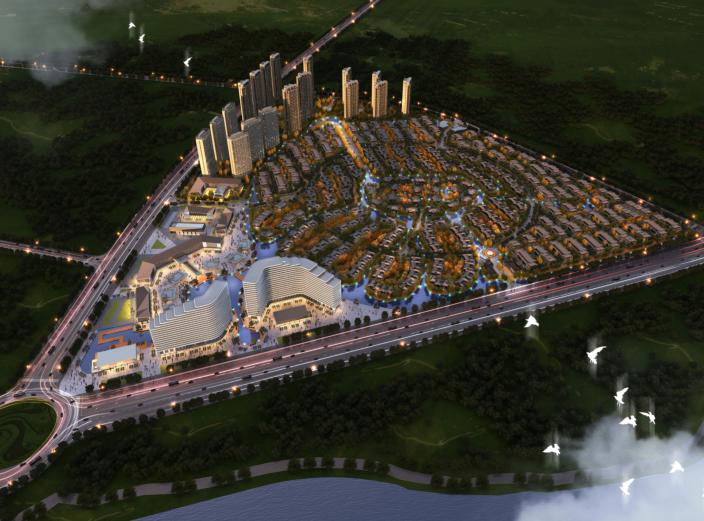 鄂州低密度湖滨豪宅项目概念方案文本(2019)