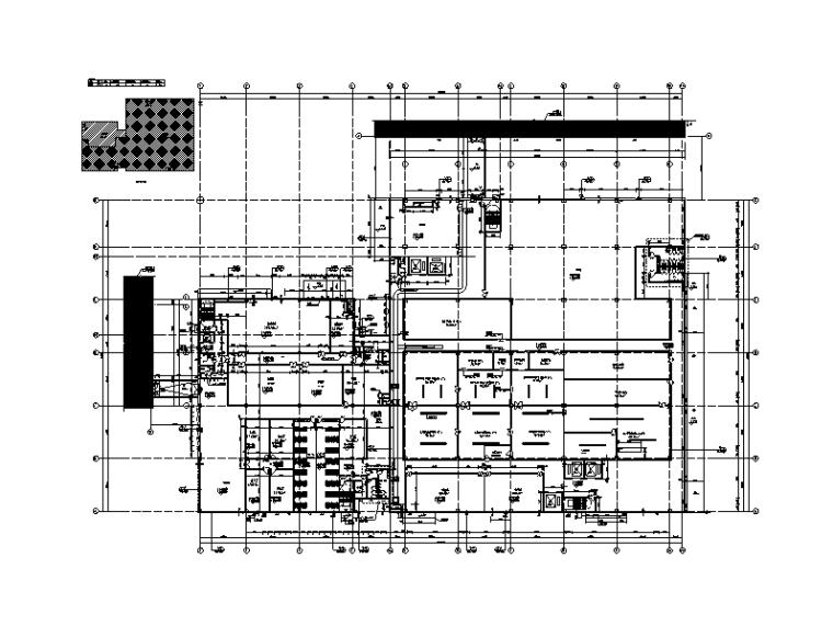 2#楼二层平面图
