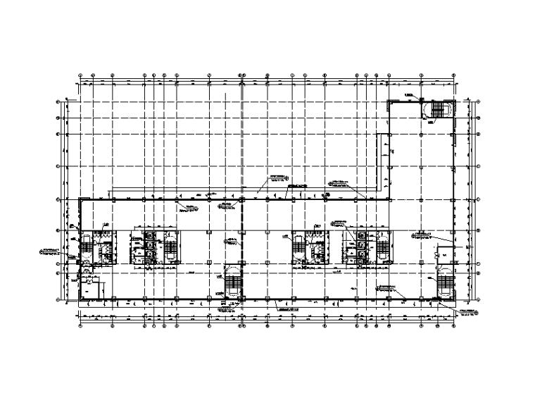 二层平面图