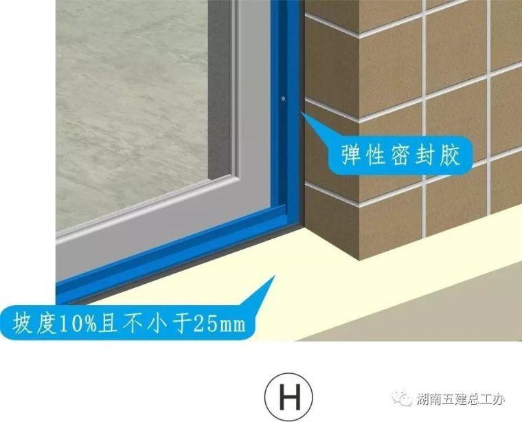 图解建筑工程12项重要工艺标准化做法!_50