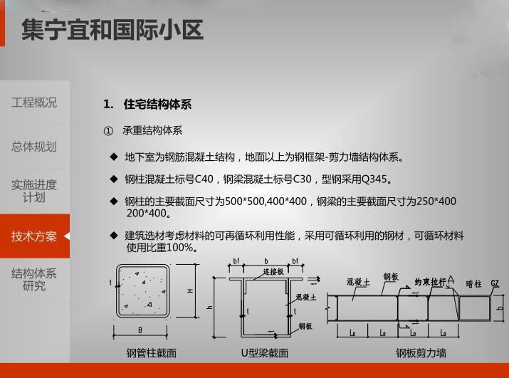 SP组合装配式结构体系-承重结构体系