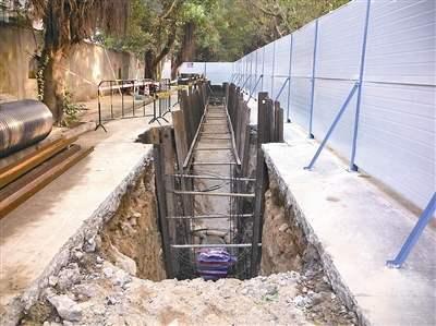 雨污分流管网工程质量缺陷、事故处理方案