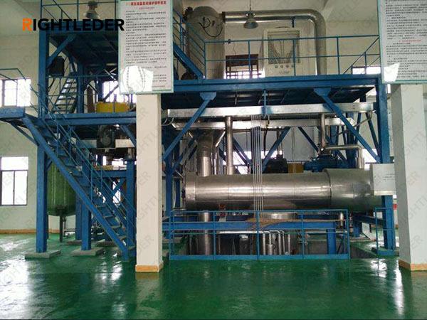 柠檬酸生产废水零排放处理工艺流程