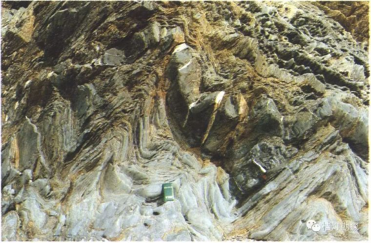 经典地质构造图(249幅)_56