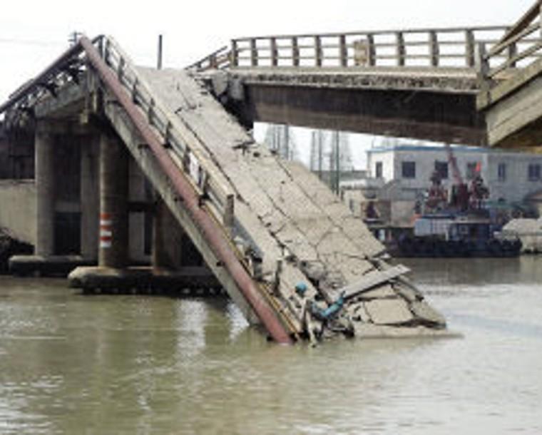 桥梁设计的基本原则及毕业设计实例