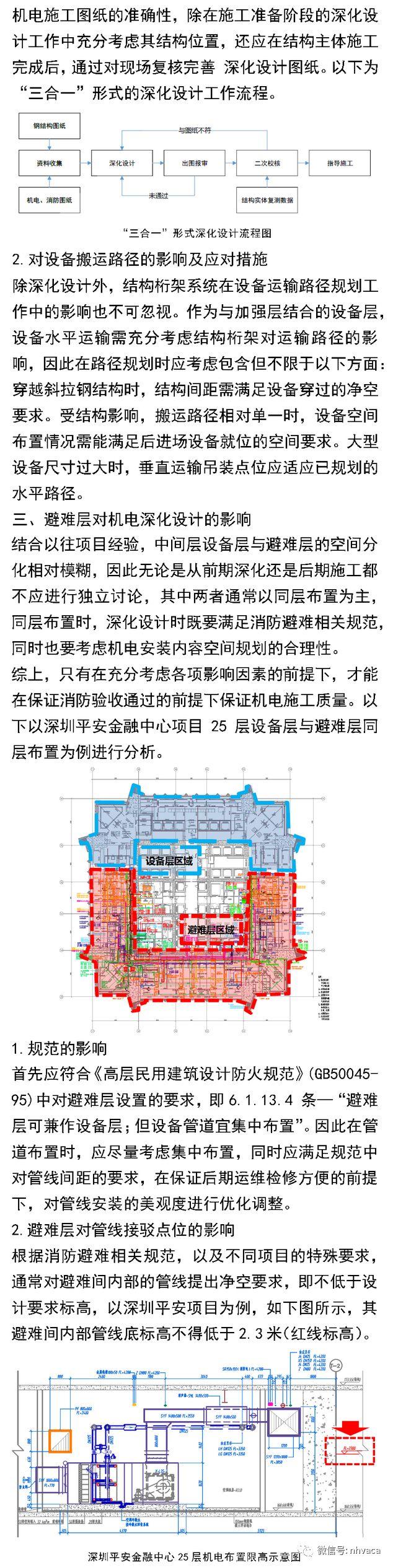 超高层中间设备层机电安装技术指南_6