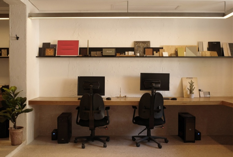 用最直白的设计语言营造梦想的办公空间!_21