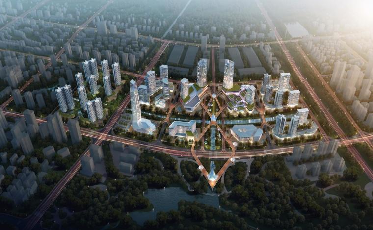 大宸设计城市综合体·重庆双福CCIP城市公园