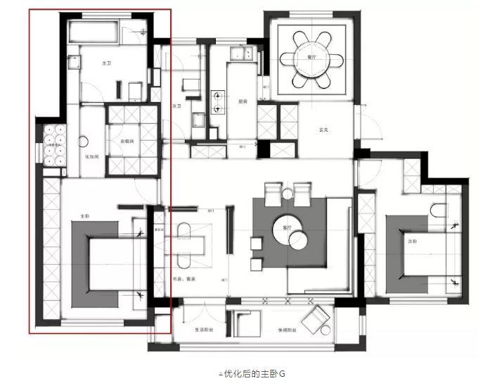 专业方案套路之:空间的置换与重组!_10