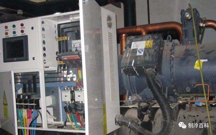 中央空调水系统与制冷系统运行参数_3