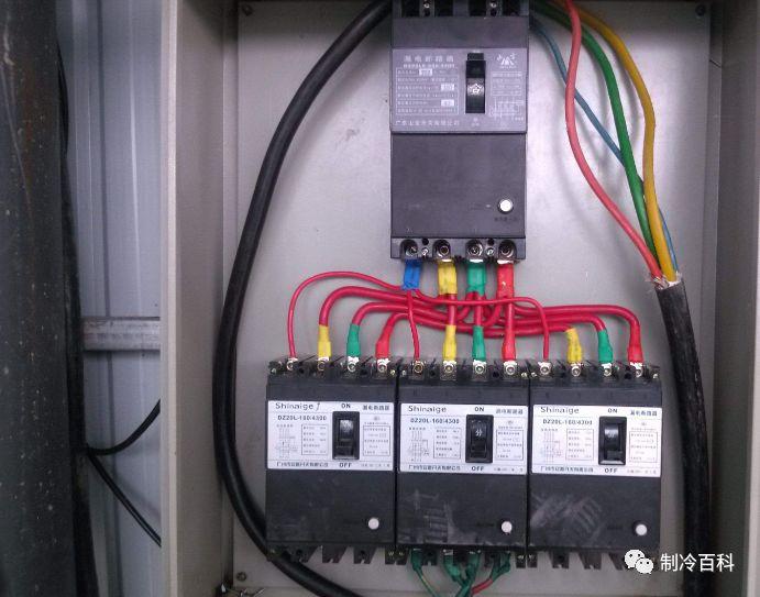 中央空调水系统与制冷系统运行参数_1