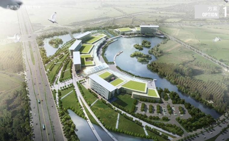[浙江]湖州中心医院建筑方案设计
