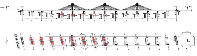 围堰总体布置图