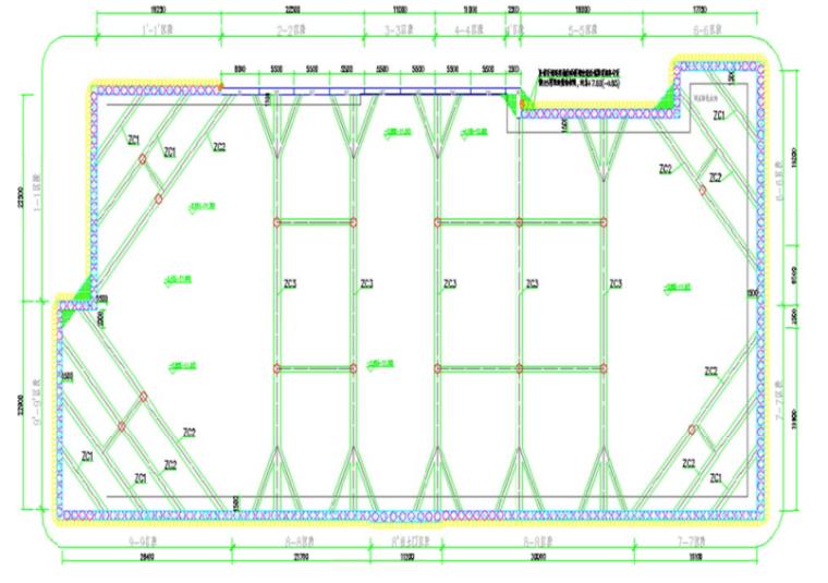医院门诊楼基坑支护和土方开挖施工方案