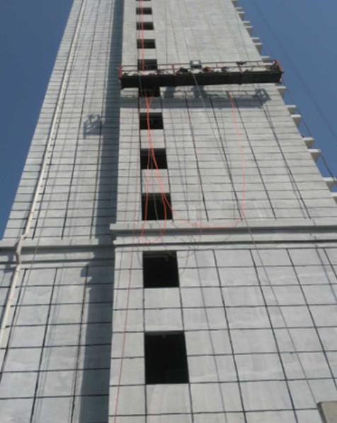 [QC成果]提高外墙真石漆一次验收合格率
