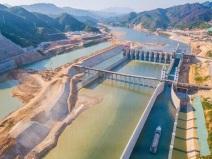 水库大坝导流与溢洪道工程施工组织设计