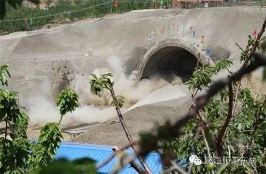 隧道爆破技术要求(上)