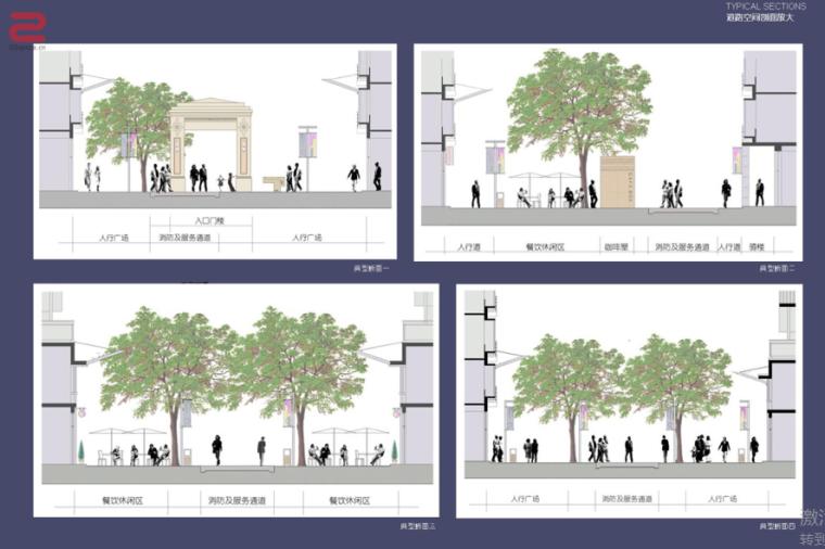 12-雁荡路改造概念性景观规划