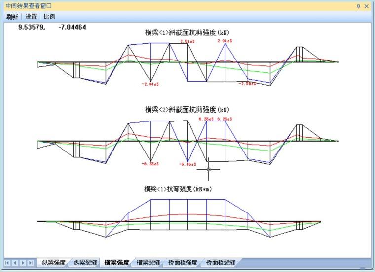 桥梁结构设计软件之桥梁设计师功能介绍