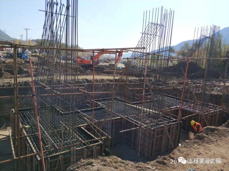 桥台(肋板、台帽、耳背墙)施工技术交底