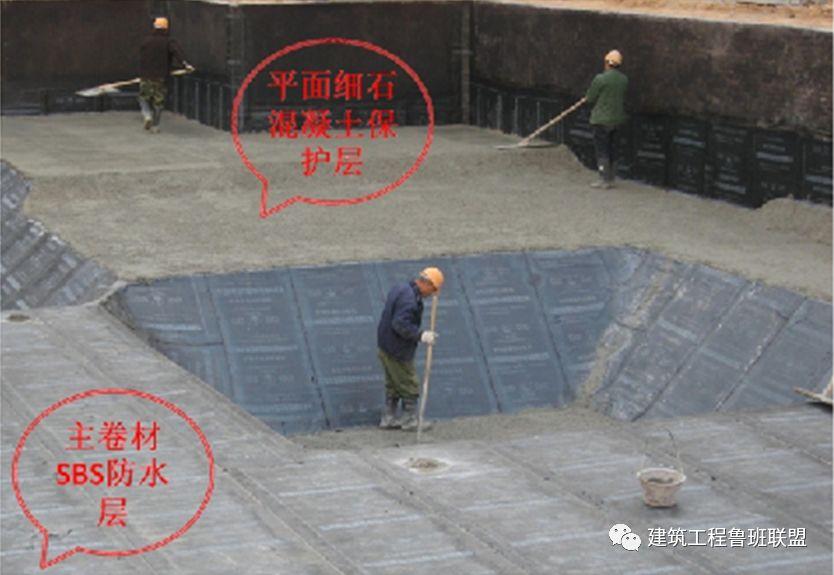 地下室防水这样施工,不漏不渗!_24