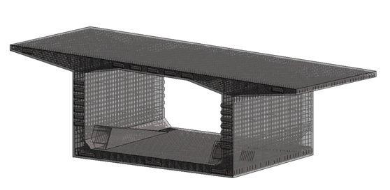 Revit+Dynamo:连续刚构桥的建模思路(上)