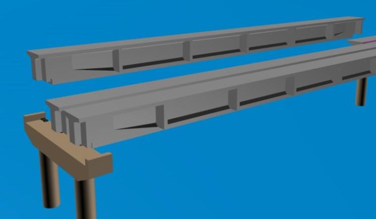 装配式预应力混凝土简支T梁课程设计