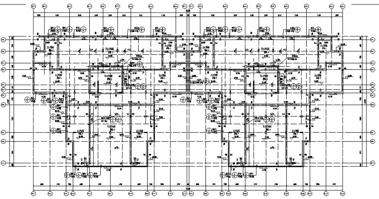 住宅楼建设项目土建装饰图纸工程量