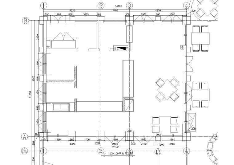 [昆明]古滇欢乐世界营地面馆餐厅设计施工图