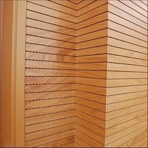 25木饰面挂板施工