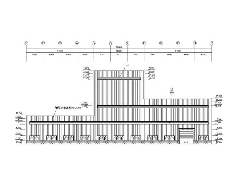 建筑立面图