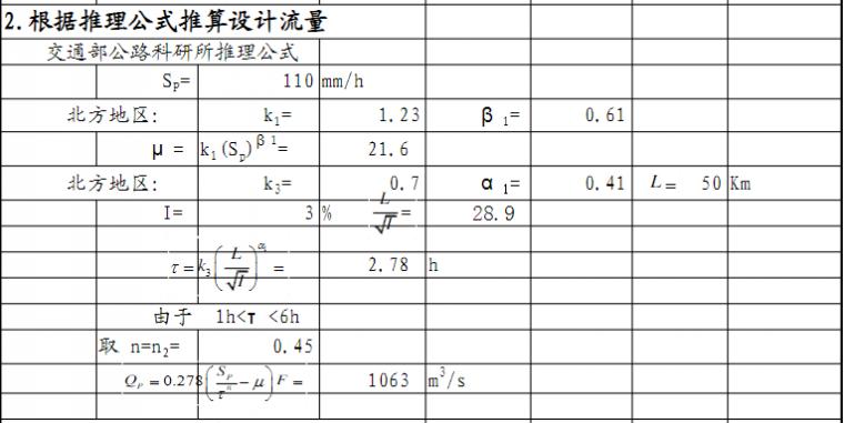 桥涵水文计算,非常有用!_6