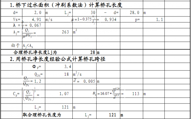 桥涵水文计算,非常有用!_9
