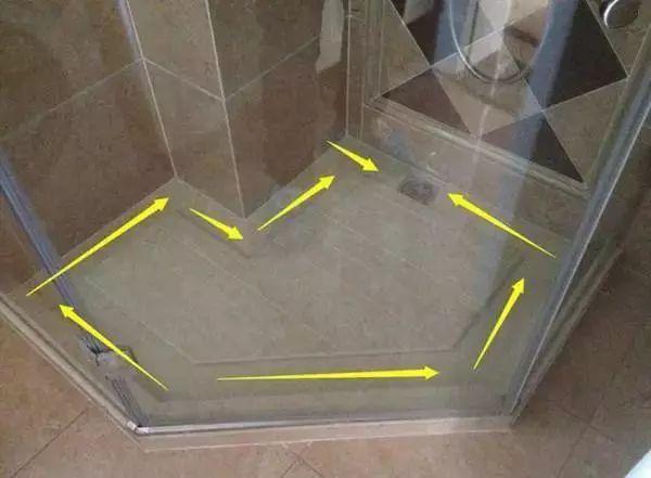 卫生间排水,地面做拉槽,速度快10倍!