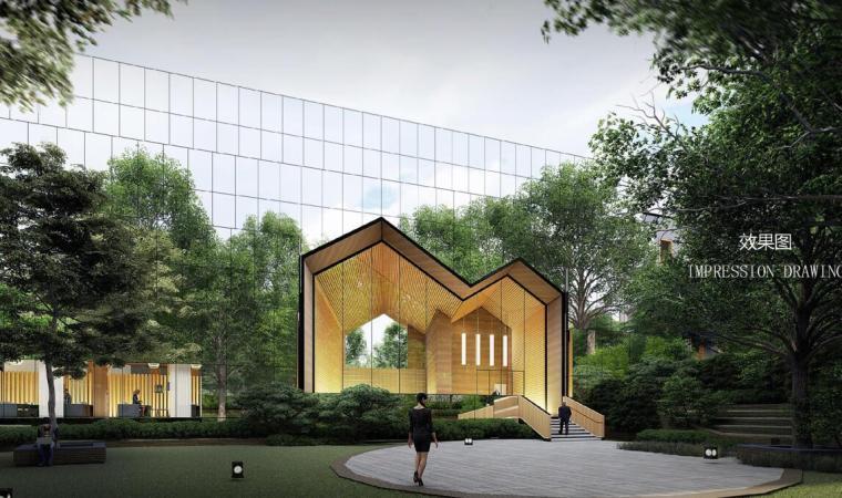 [重庆]重庆万科森林公园建筑设计
