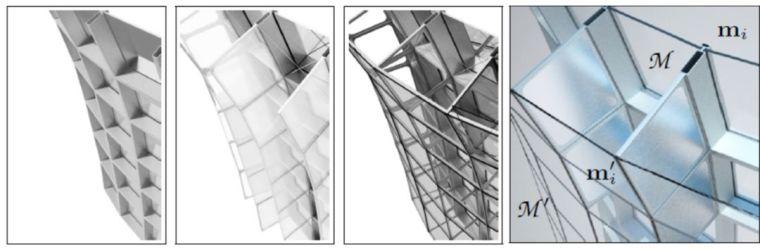 [案例解析]自由的网壳,不自由的网格_35